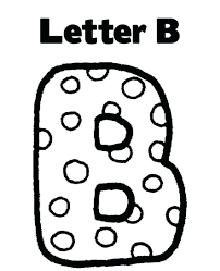 alphabet coloring pages printable free colouring preschoolers