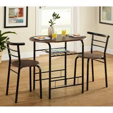 glass breakfast table set decorating kitchen design glass dining table set and chair black