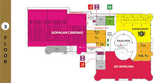 floor plan of a shopping mall gopalan arcade mall bangalore malls top 10 mall in bangalore