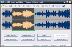 mp3 knife cutter download free mp3 cutter and editor the portable freeware collection