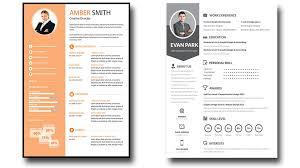 photo resume template editable resume templates venturecapitalupdate
