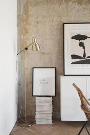 concrete ceiling apartment est living