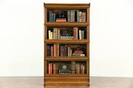 Lawyers Bookshelves by Sold Bookcases Library Cabinet Harp Gallery Antiques