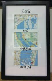 Unique Wedding Presents Ideas Instead Of Maps Do The Coordinates Diy Pinterest Wedding