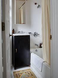 Rugs In Bathroom Trend Alert Vintage Rugs In The Bath Remodelista