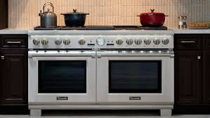 Thermador Cooktop With Griddle For Its 100th Anniversary Thermador Built The 60 Inch Pro Grand