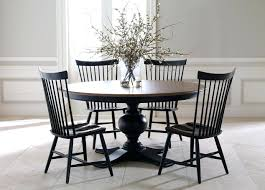 ethan allen maple dining room table and chairs set for sale round