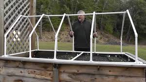 home greenhouse plans sensational idea 5 mini hoop pvc greenhouse plans build a for