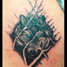 26 best for david wolf tattoo ideas images on pinterest