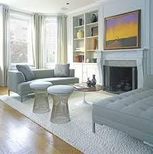 elegant living in a victorian house and modern interpretation of a