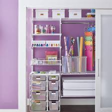 Craft Room Closet Organization - brightnest closet turned craft room 5 tips to make it work