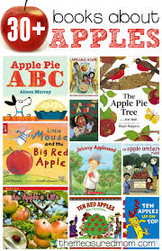 30 books for an apple theme the measured mom
