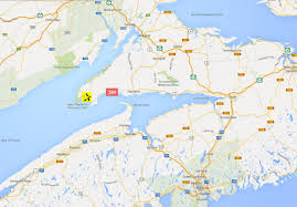 Map Of Nova Scotia Directions To Reid U0027s Tourist Home And Cottages Advocate Harbour