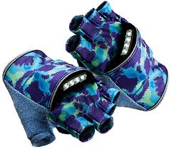 runlites gloves with rechargeable built in lights for runners