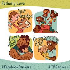 facebook is celebrating all types of dads with new father u0027s day
