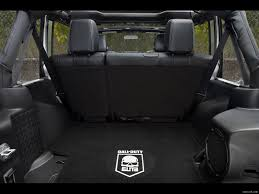 call of duty jeep 2012 jeep wrangler call of duty mw3 special edition trunk