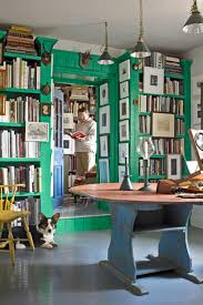 From Small Bedroom To Library Decorating With Green 43 Ideas For Green Rooms And Home Decor