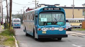 ex new jersey transit 1968 gm t6m 5306