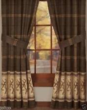 Cotton Drapes 100 Cotton Curtains Drapes And Valances Ebay