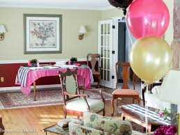a kate spade inspired birthday party average but inspired