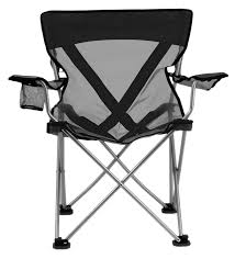 Nice Folding Chairs by Amazon Com Travelchair Teddy Steel Chair Black Camping Chairs