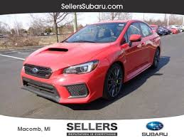 subaru impreza wrx 2018 new 2018 subaru wrx for sale in macomb mi ask about jf1va2w69j9824544
