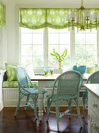 Lime Green Valances What A Difference Kitchen Curtains Make Modernize
