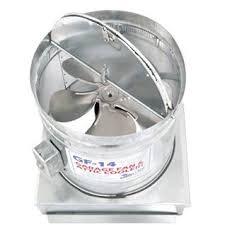 in wall exhaust fan for garage gf 14 garage fan and ventilation system
