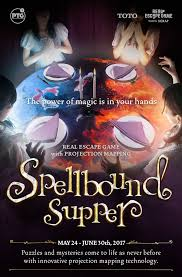 spellbound supper real escape game created by scrap u2013 voted