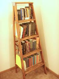 Corner Ladder Bookcase Bookcase Ladder Introduction Ladder Bookshelf Corner Ladder