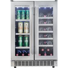amazon com danby dbc047d1bsspr silhouette built in beverage