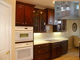 Wondrous Brown Wooden Kitchen Cabinetry by Kitchen Cabinet Refacing Richmond Va Kitchen Cabinets