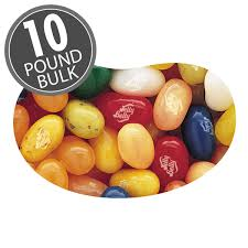 Fruit Bowl by Jelly Belly Fruit Bowl Flavors 10 Lb Case Jelly Beans