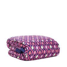 vera bradley home decor vera bradley fleece throw blanket ebay