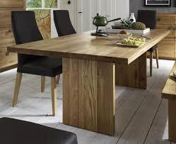 Esszimmer Tisch Massiv Massivholz Esstisch Wildeiche Massiv Natur Geölt Binz 200x100cm
