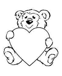 incredible design ideas valentine coloring pictures pages