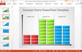 best powerpoint templates with charts and graphs