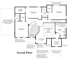 Carolina Country Homes Floor Plans Dominion Valley Country Club Executives The Duke Home Design
