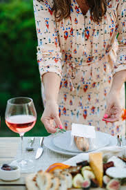 How To Throw A Backyard Party How To Throw An End Of Summer Backyard Party With Top Picks From
