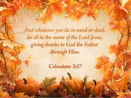 happy harvest sermon powerpoint fall thanksgiving powerpoints