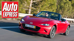 mazda mx5 new mazda mx 5 review youtube