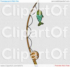 royalty free rf clipart illustration of a fish on a