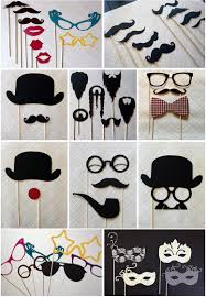 photo booth diy diy photo booth props