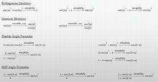 trig equations solver ptc