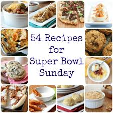 Sunday Dinner Recipes Ideas 54 Recipes For Super Bowl Sunday Baked By Rachel