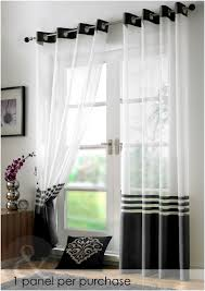 curtains u0026 drapes fabulous navy and white striped curtains