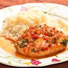 recette thon frais à l espagnole