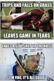 Soccer Hockey Meme - hockey wins again meme by madsaltz memedroid