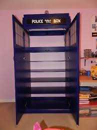 Dr Who Tardis Bookshelf Geek With Curves Five Household Uses For A Tardis