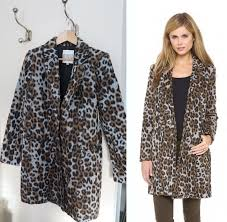 bb dakota the rack bb dakota hazel leopard coat shopping s my cardio